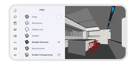 SketchUp Viewer mobile